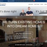 JB Home Improvers - brand development, website development, video production, marketing campaign by Virbion