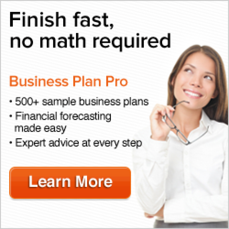 easy business plan