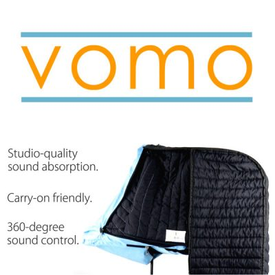 VOMO product video production.