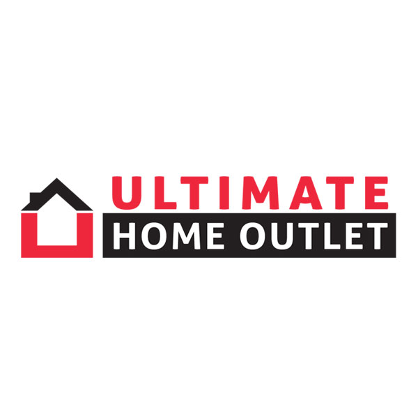 Ultimate Home Outlet branding by Virbion
