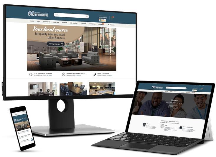 Ecommerce Development Minnesota Discount Office Furniture