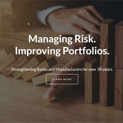 SRM risk management firm for banks