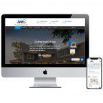 Minnetonka Construction website development